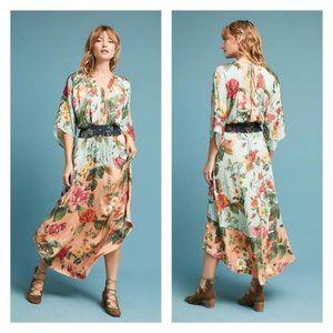 FARM Rio Marilla Floral Maxi Dress, XS